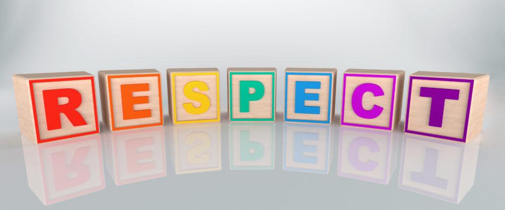 Respect in blocks